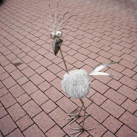 Edelmetallsteinvogel Bigi