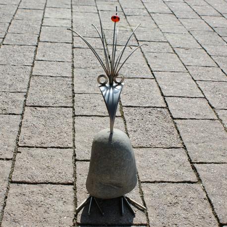 Steinvogel Briefbeschwerer Sina