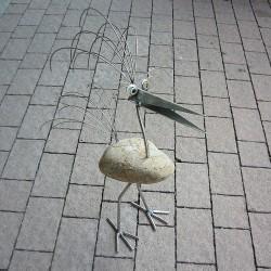 Steinvogel Nena
