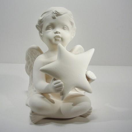 Engel mit Stern